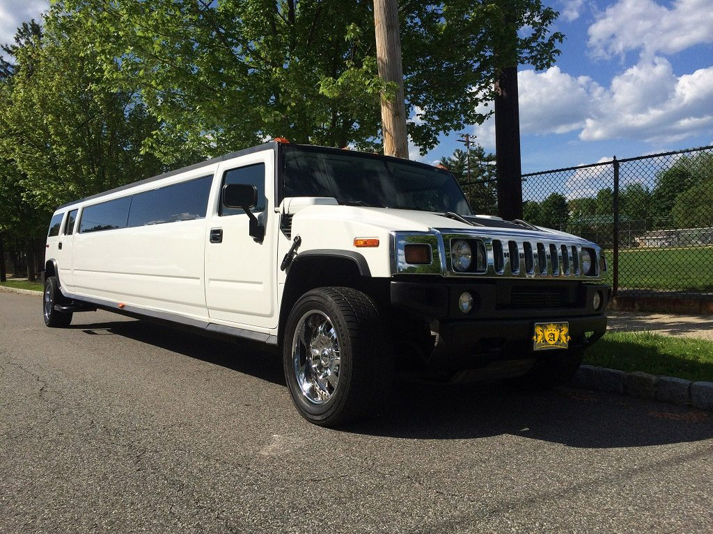 rent white hummer stretch limousines nj ny ct pa. Black Bedroom Furniture Sets. Home Design Ideas
