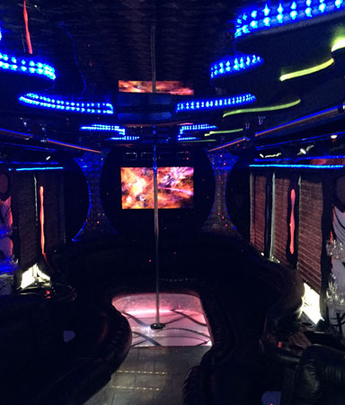 faq for nj party bus limo