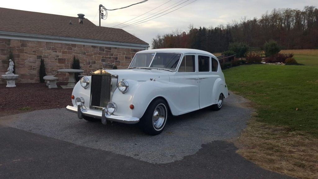 Get A Rolls Royce Austin Princess Limo Quote