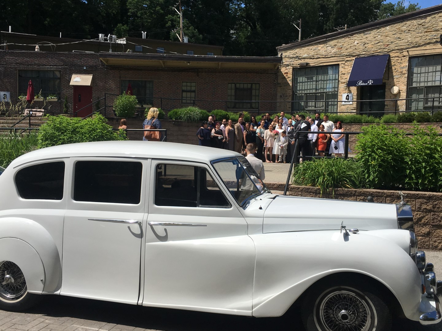 vintage limo for wedding in pennsylvania jpg 422x640