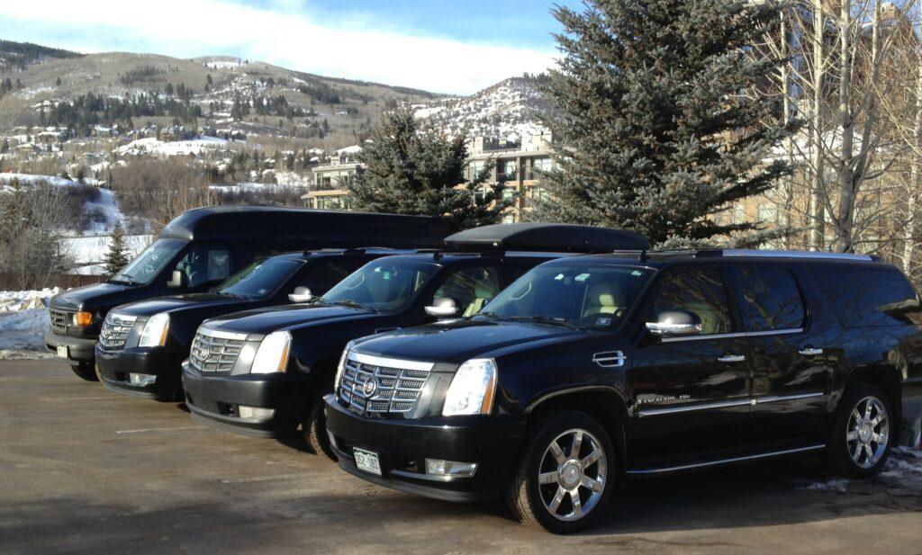 ambassador limousine fleet