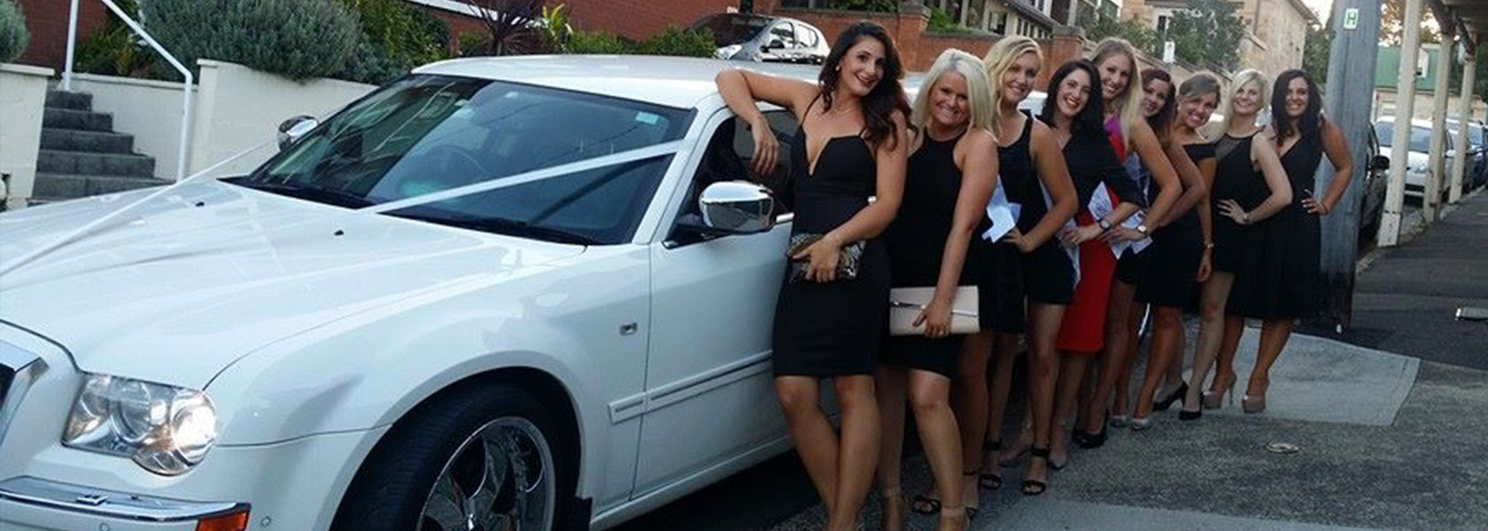 Limo And Party Bus Rentals Wedding Limos And Party Buses Nj