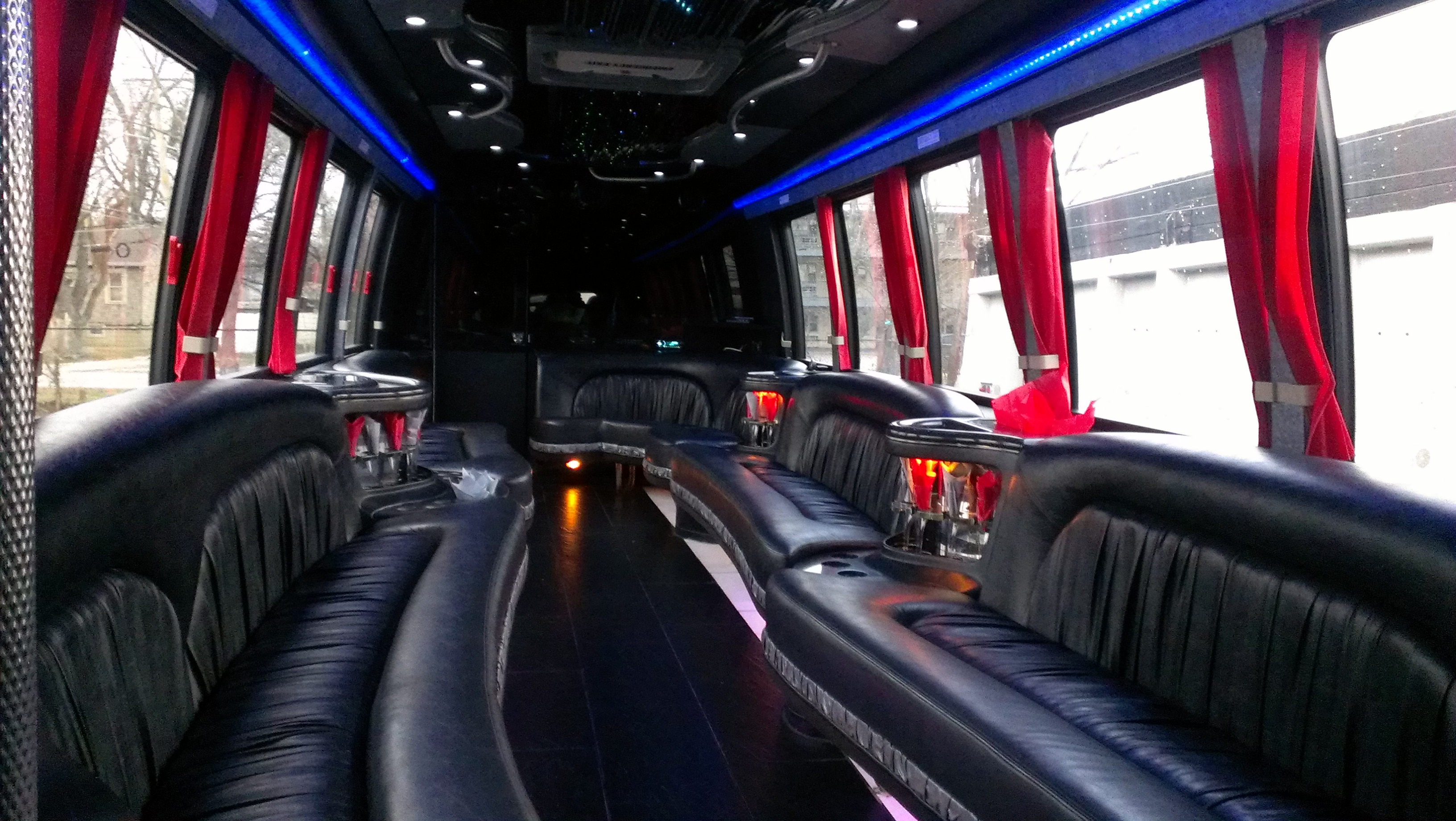Rent A Nj Party Bus Time To Party Vip Style 30 To 40
