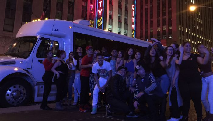 Party Buses: Club Hopping in Style and Safety