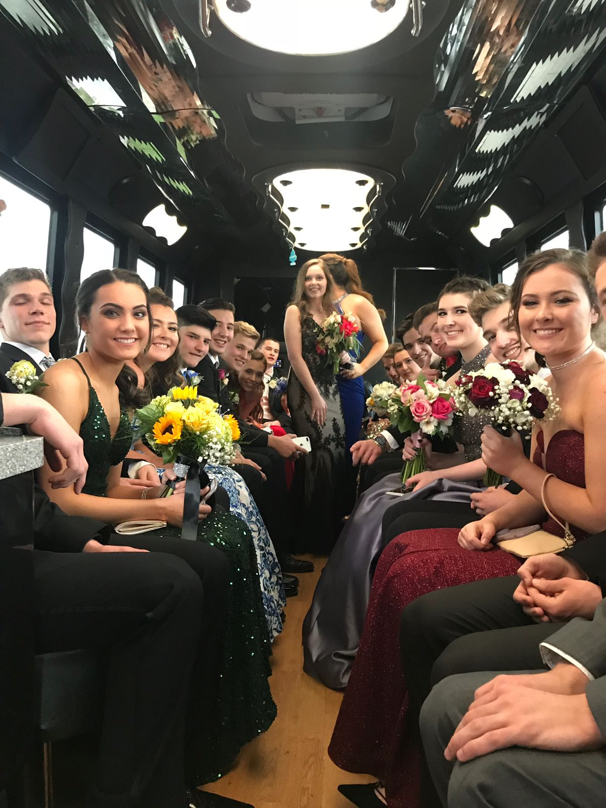 Image result for Prom Limo