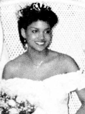 Halle Berry at prom