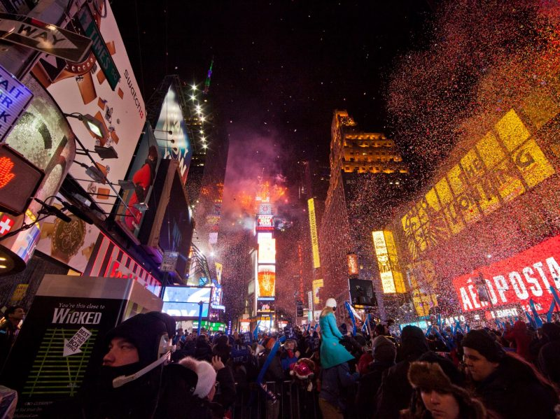 10 Celebrations to Ring in the New Year in New York City ...