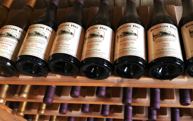 Brimstone hill winery wines