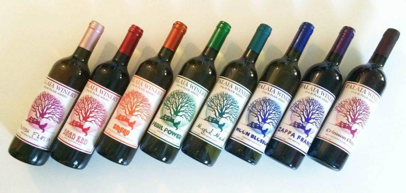 Palaia wines