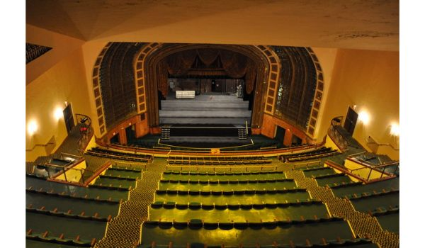 Asbury Park Convention Hall and Paramount Theatre